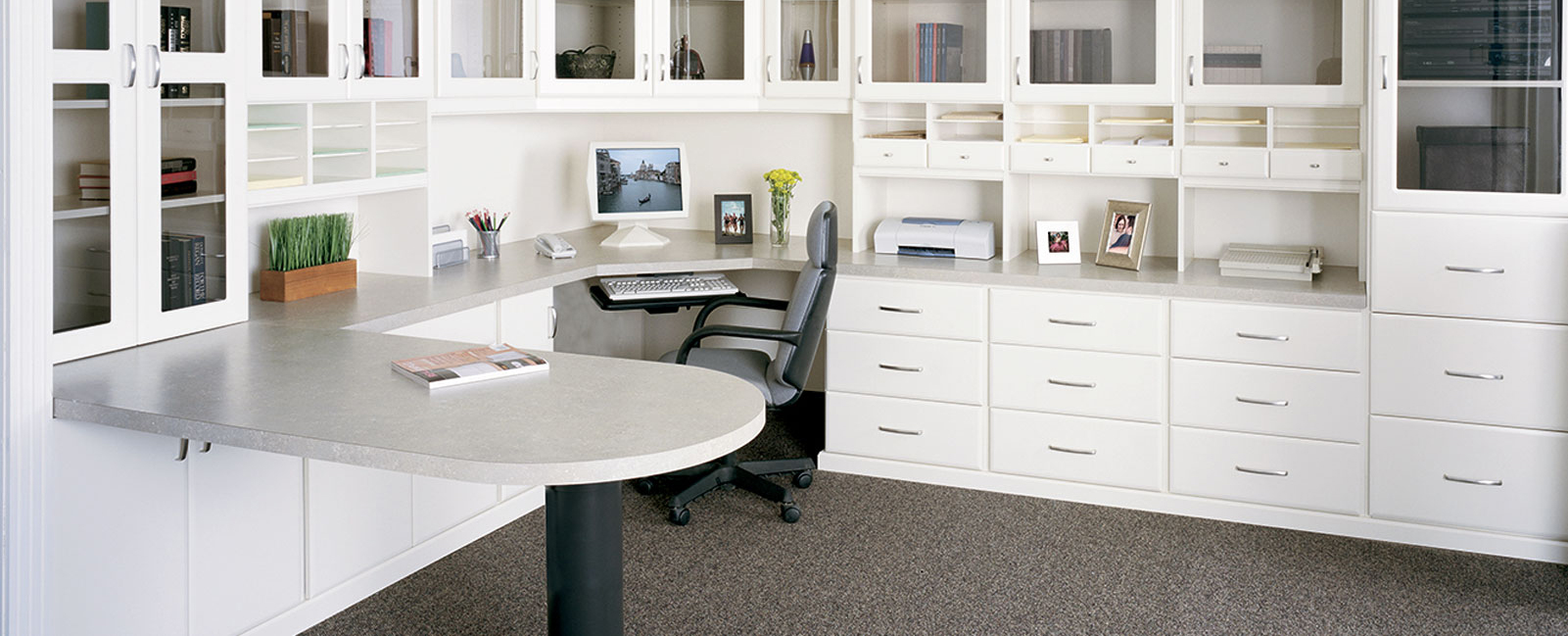 Home Office Cabinets and Organization Products