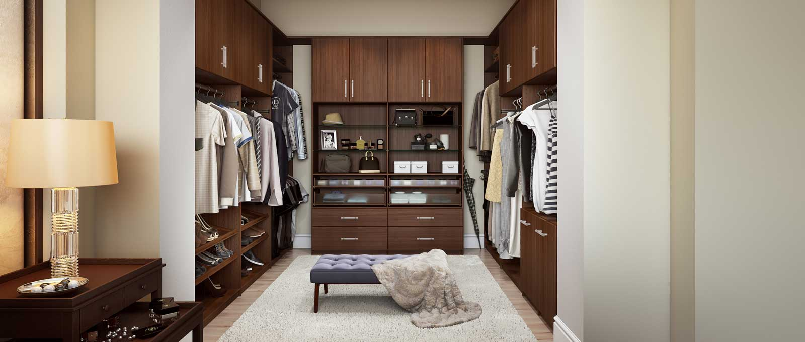 Custom Bedroom Closets and Closet Systems | Closet World