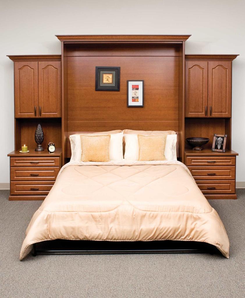 bed open