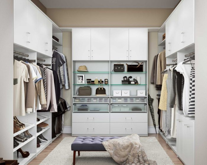 Custom Bedroom Closets And Closet Systems World