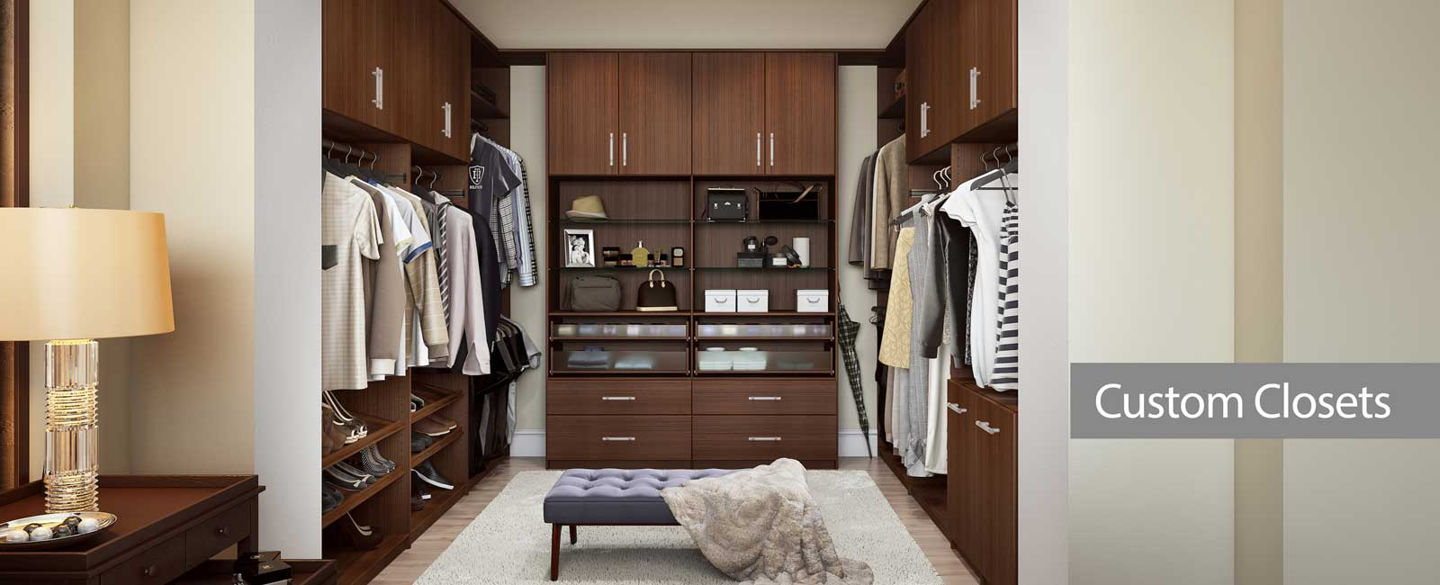 Custom closets, Discount Closet Organizer Systems