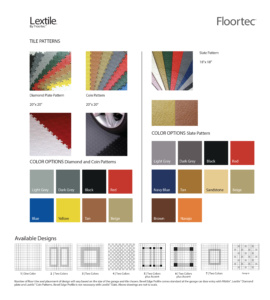 Floortec Lextile