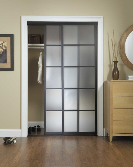 Custom Closet Mirrored Doors from Closet World