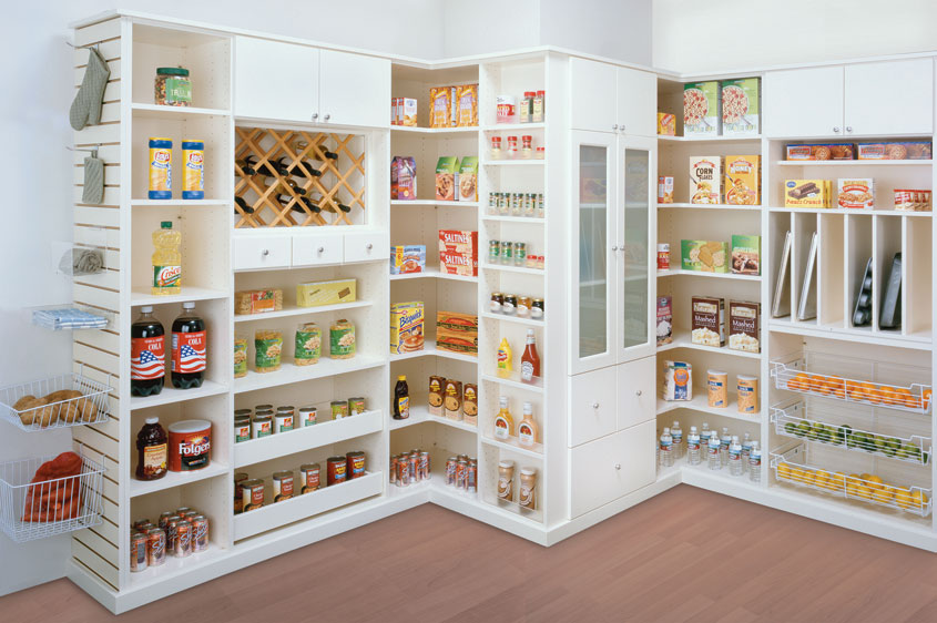 How To: Organize The Pantry
