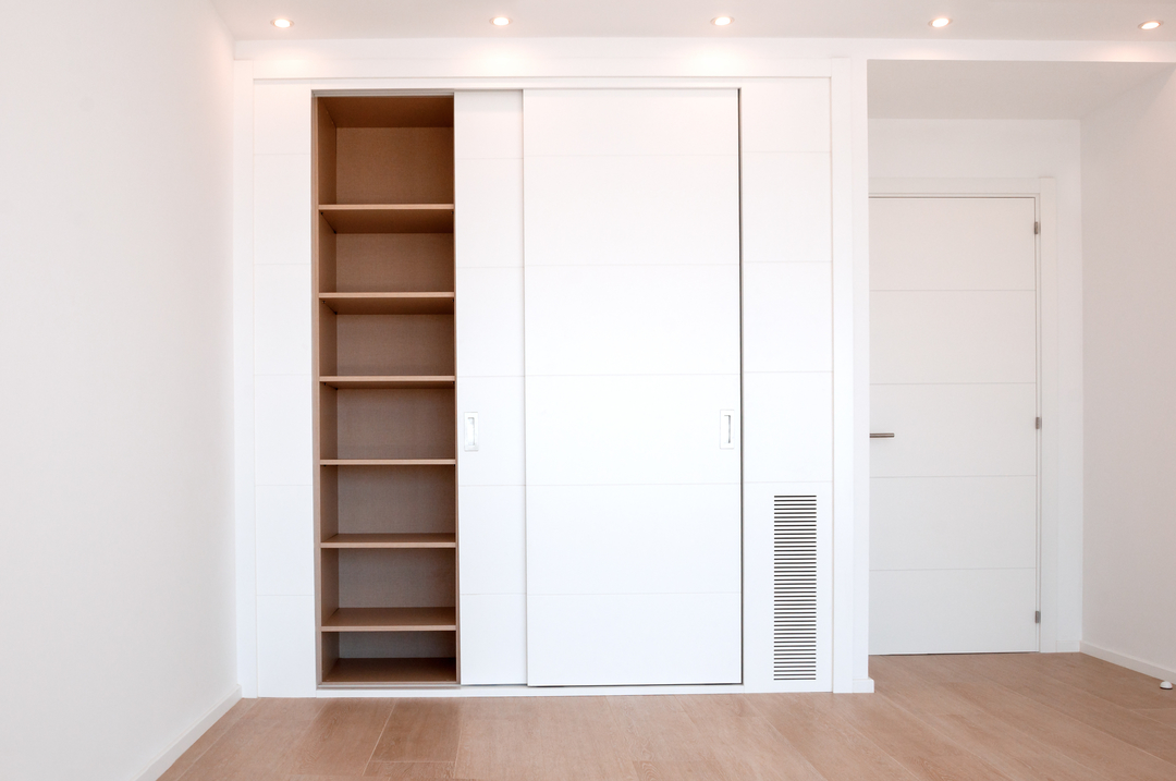 Diy Sliding Closet Door Makeover Ideas Closetworld
